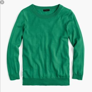 J.Crew Tippy Sweater in Green